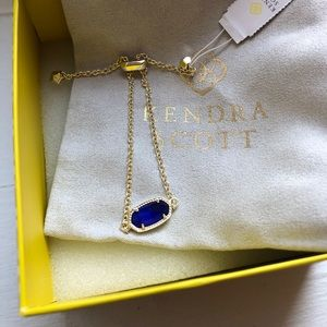 Kendra Scott Elaina Adjustable Chain Bracelet